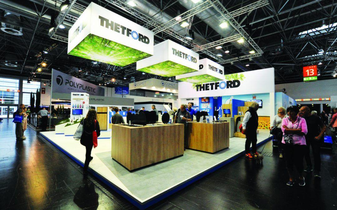 Thetford Europa decide di non partecipare a nessuna fiera per tutto il 2020
