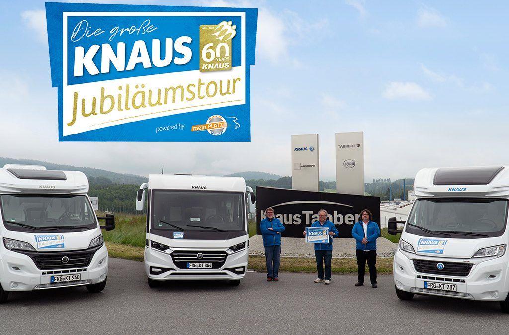 60 anni di Knaus