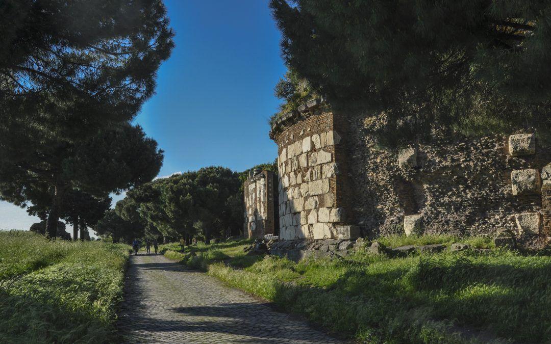 Trekking urbano sulla via Appia