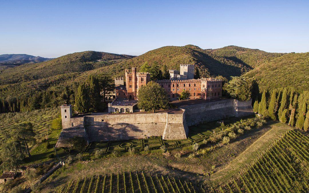 Tra le colline del Chianti: le cantine Ricasoli