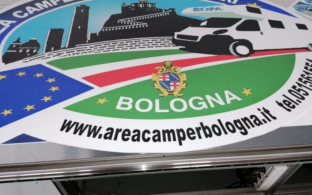 Ropa apre l'area sosta a Bologna