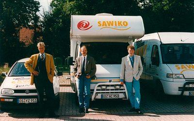 25 anni di Sawiko