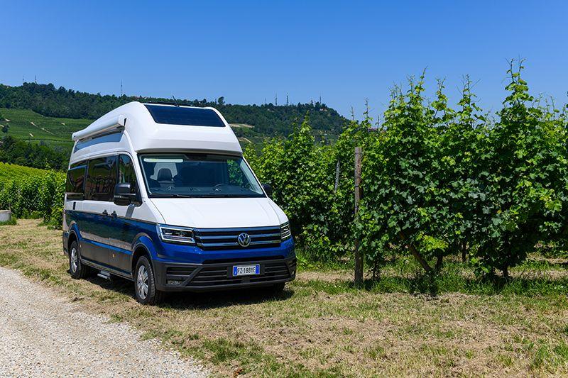 VW Grand California: molto più di un van!