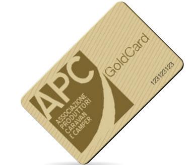 A Parma con la Gold Card di APC