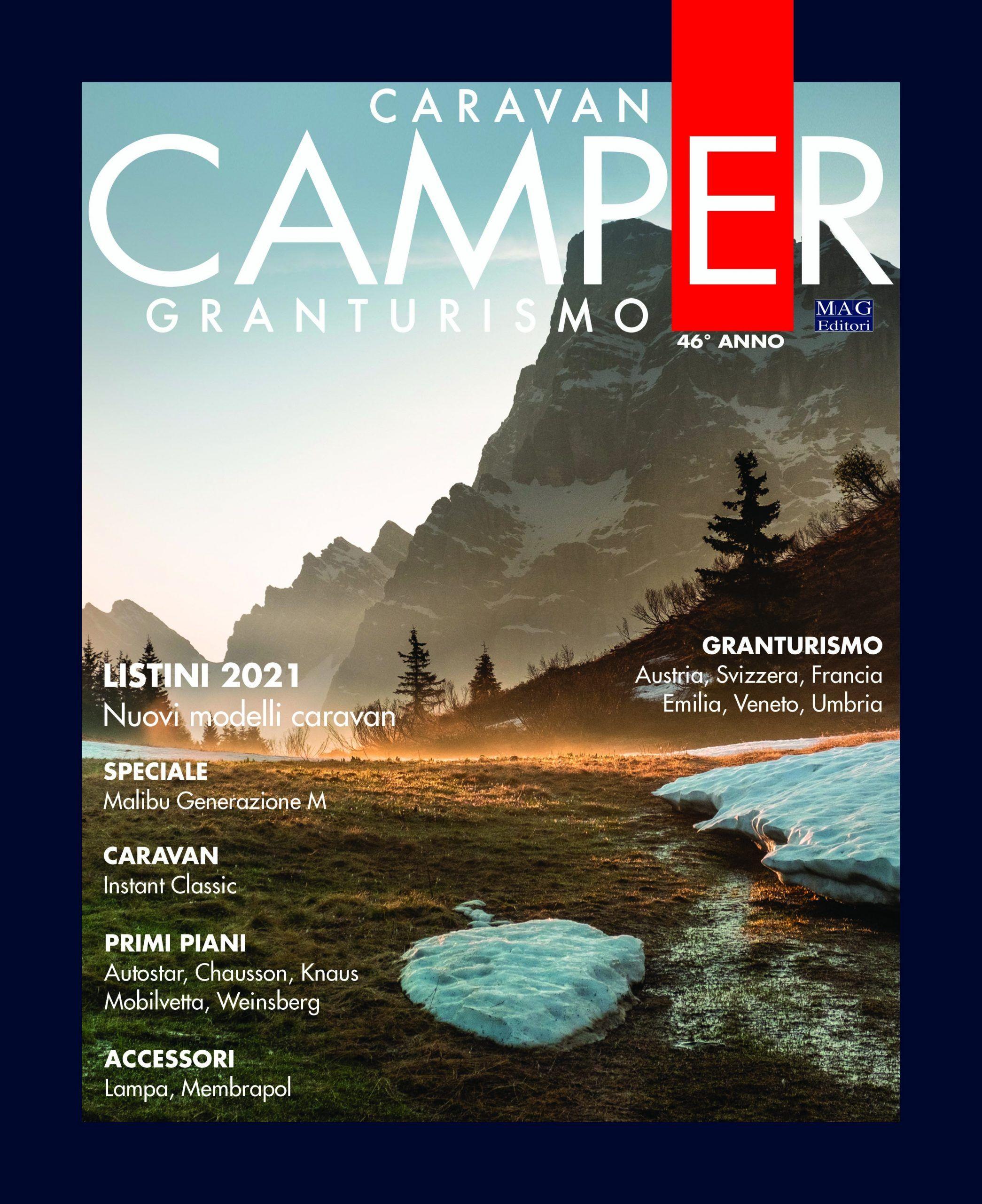 Acqua E Aria Rivista.Caravan E Camper Granturismo La Rivista Per Camperisti E Caravanisti