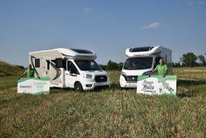 Viaggio in Italia con il Titanium Tour e Chausson