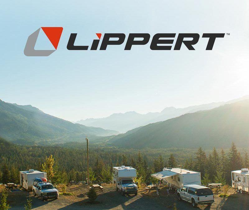 Lippert Components: nuovo nome e brand identity