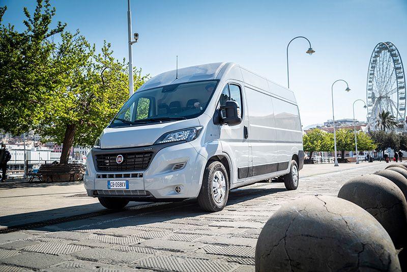 """E-Ducato: il furgone """"tailor made"""""""