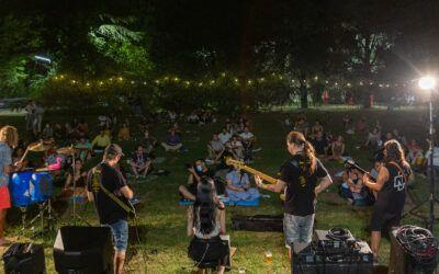 Ferrara Buskers Festival® al Parco Massari di Ferrara