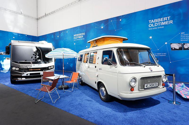 Caravan Salon: si parte