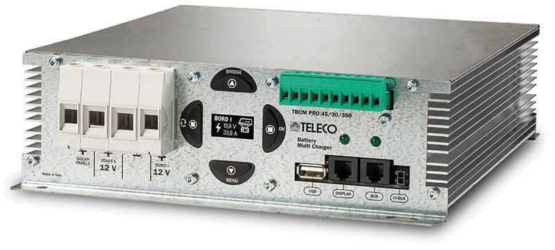 Teleco Multi Charger